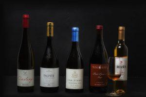 Menu Vinhos - Premium