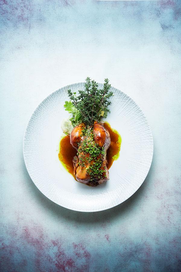 Chicken piri-piri