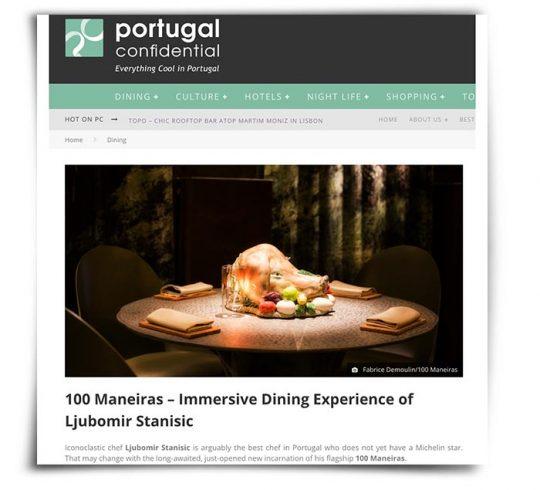 Portugal Confidencial